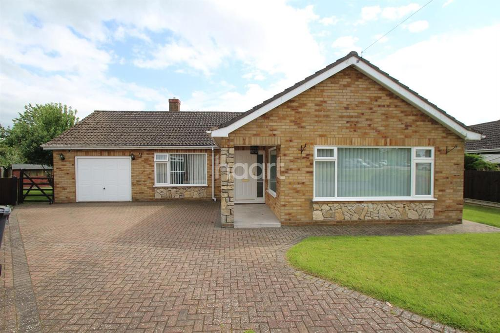 3 Bedrooms Bungalow for sale in Cliffside, Wellingore, Lincoln, LN5
