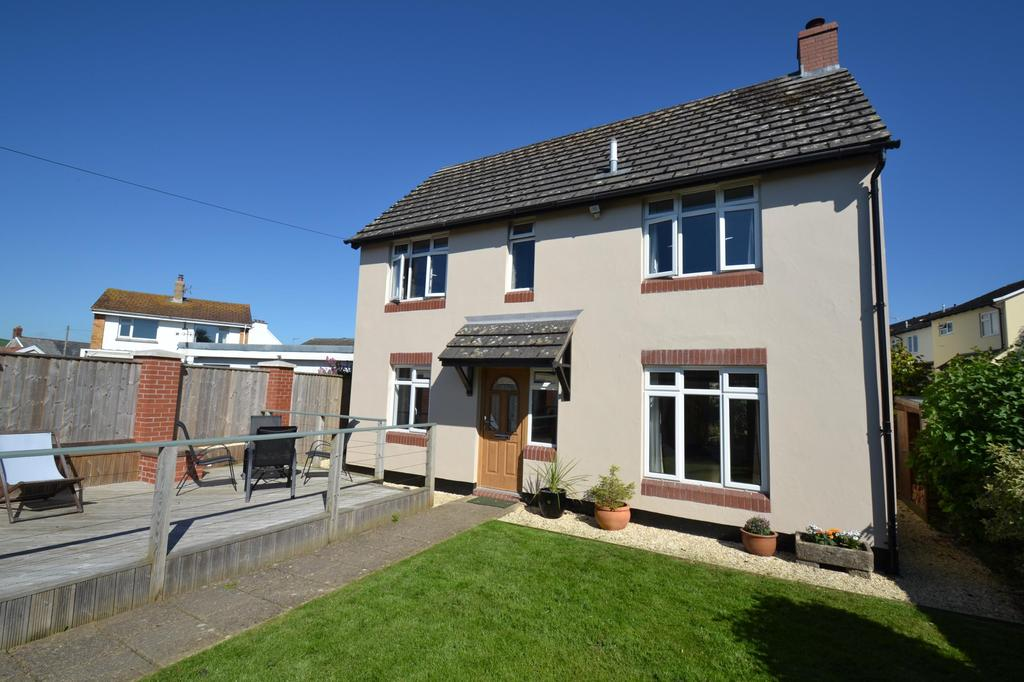 3 Bedrooms Detached House for sale in Prospect Place, Barnstaple