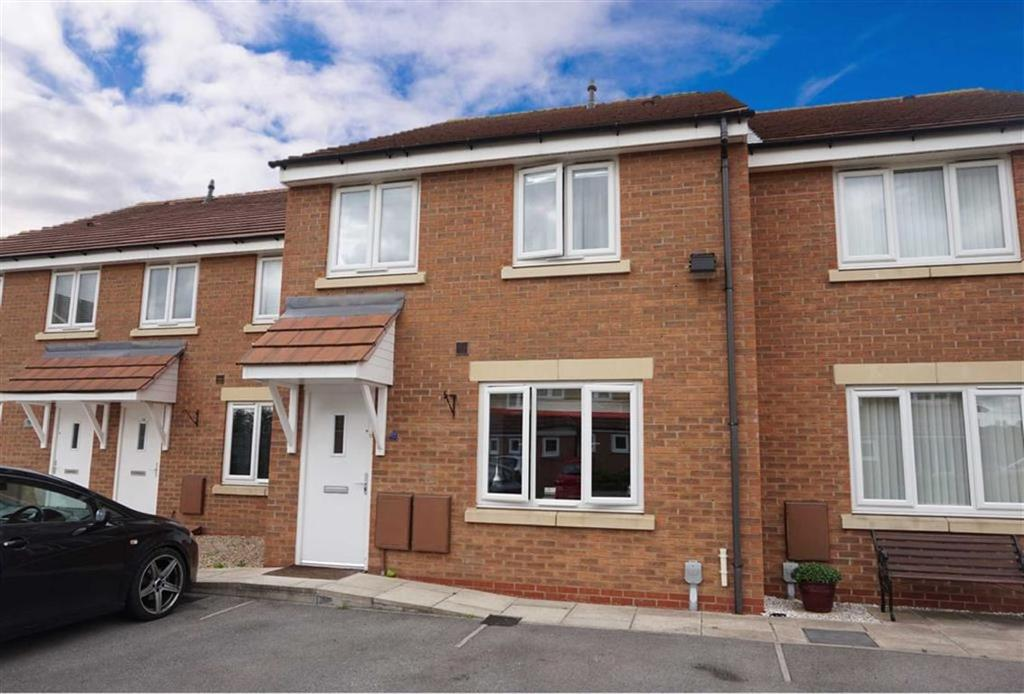 2 Bedrooms Terraced House for sale in Liberty Park, Brough, Brough, HU15