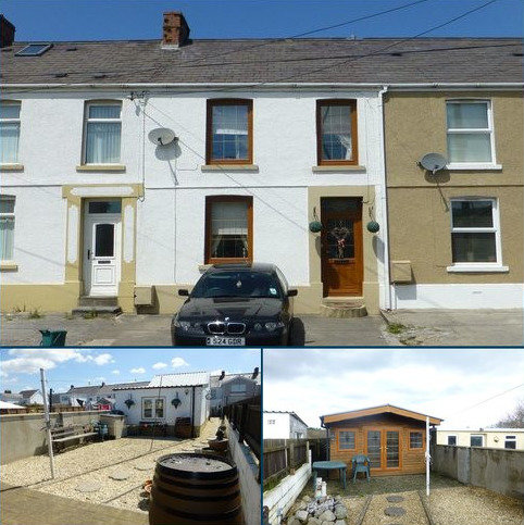 2 bedroom terraced house to rent - Penybanc Road, Ammanford, Carmarthenshire.