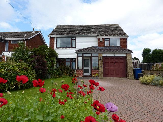 4 Bedrooms Detached House for sale in Hospital Road,Burntwood,