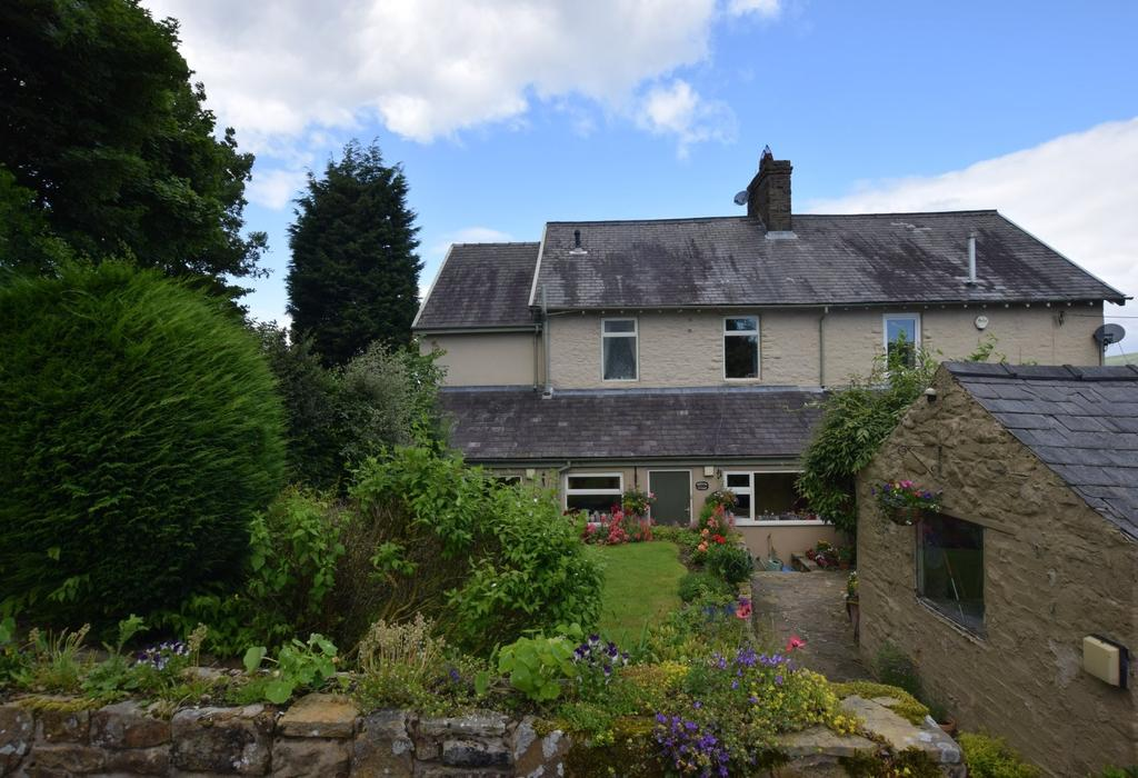 4 Bedrooms Semi Detached House for sale in Ashbourne Lane, Chapel-en-le-Frith