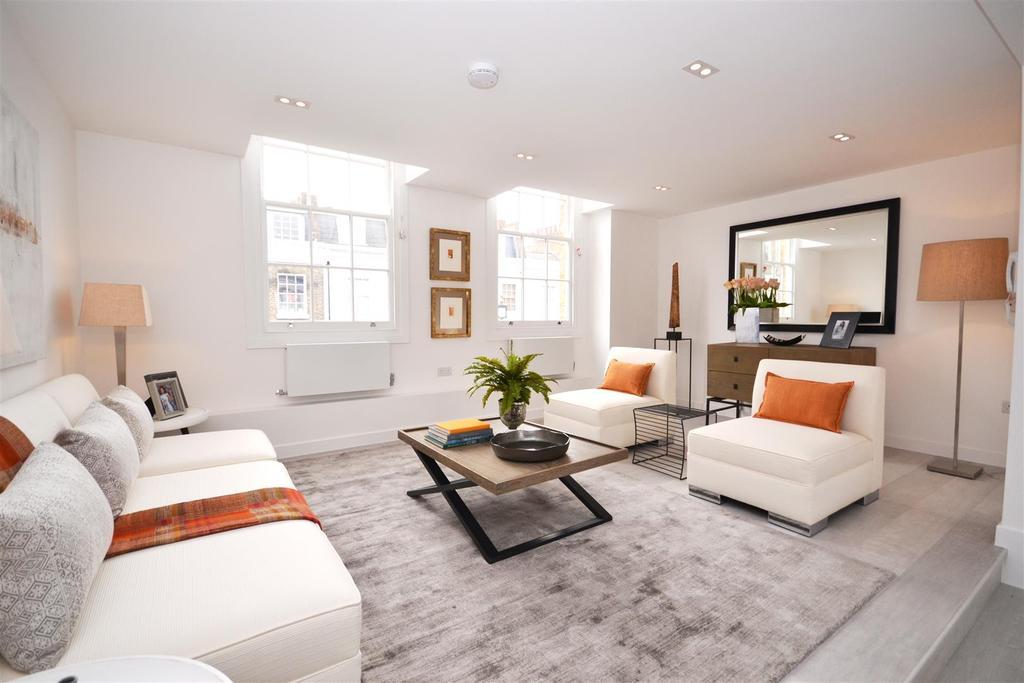 3 Bedrooms Flat for sale in Denbigh Street, London, SW1V