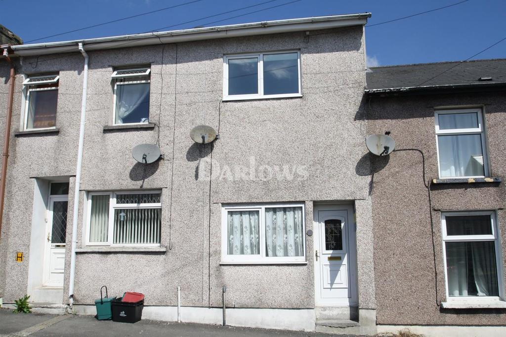2 Bedrooms Terraced House for sale in King Street, Brynmawr, Blaenau Gwent
