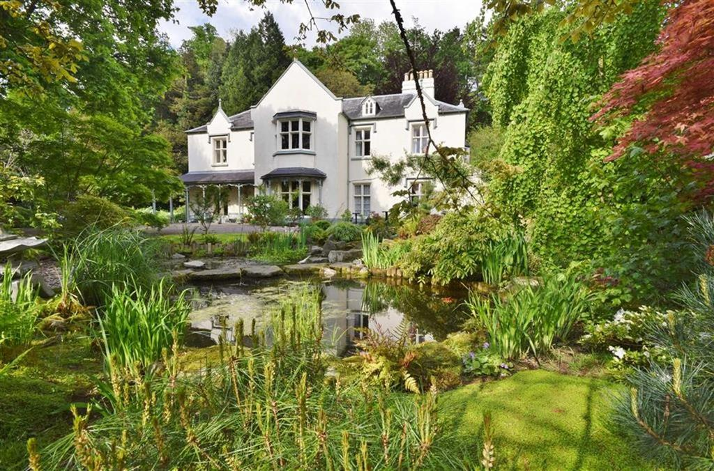 9 Bedrooms Detached House for sale in Porthycarne Street, Usk, Monmouthshire