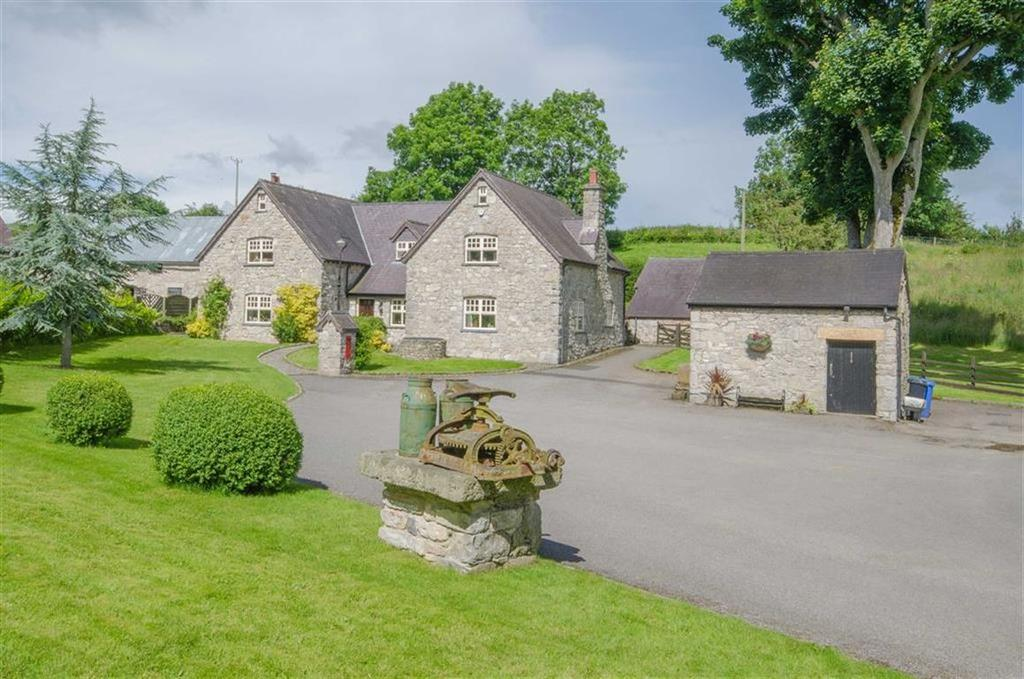 4 Bedrooms Detached House for sale in Llandegla Road, Llanarmon-yn-Ial, Mold