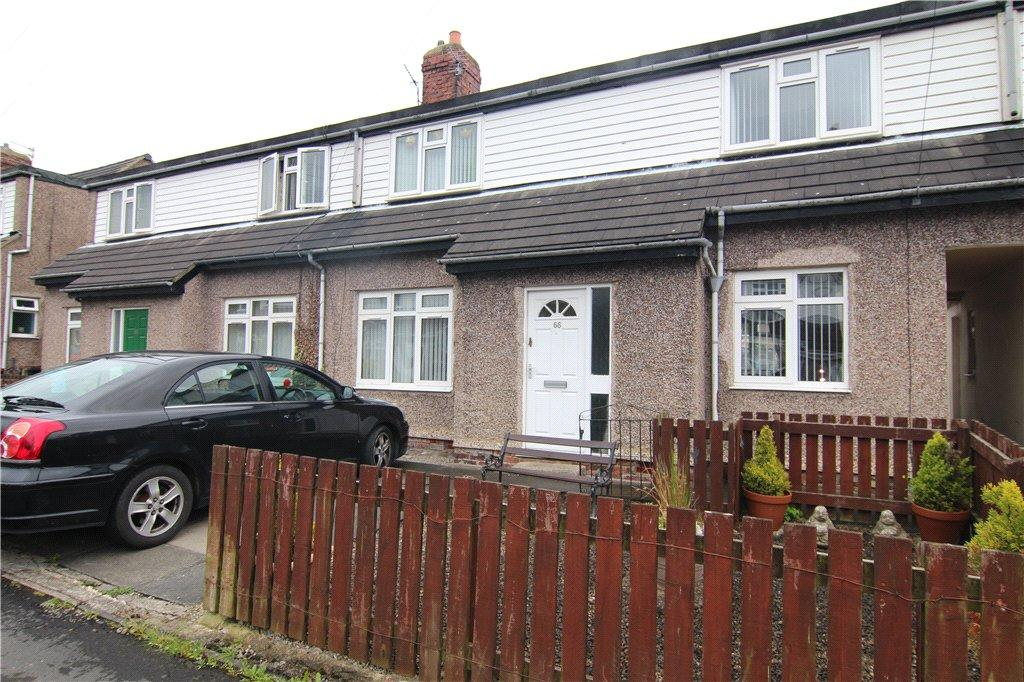 2 Bedrooms Terraced House for sale in South End, High Pittington, Co Durham, DH6