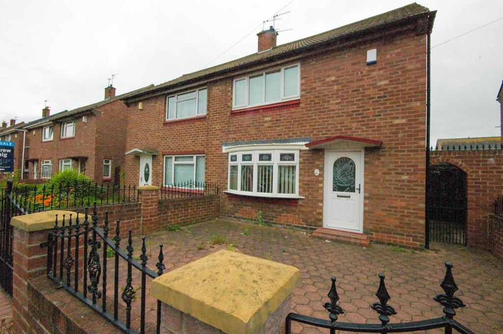 2 Bedrooms Semi Detached House for sale in Lichfield Road, Southwick