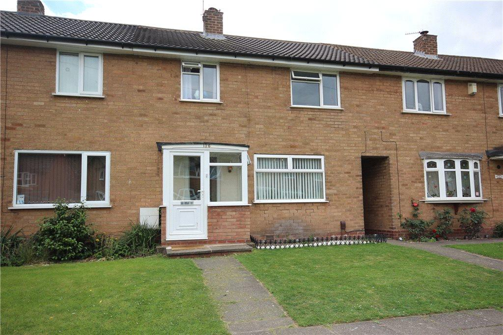 3 Bedrooms Terraced House for sale in Arlescote Road, Solihull, West Midlands, B92