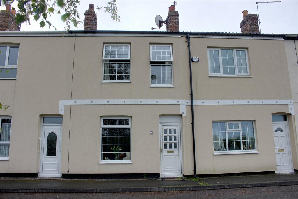 2 Bedrooms Terraced House for sale in New Row, Dunsdale