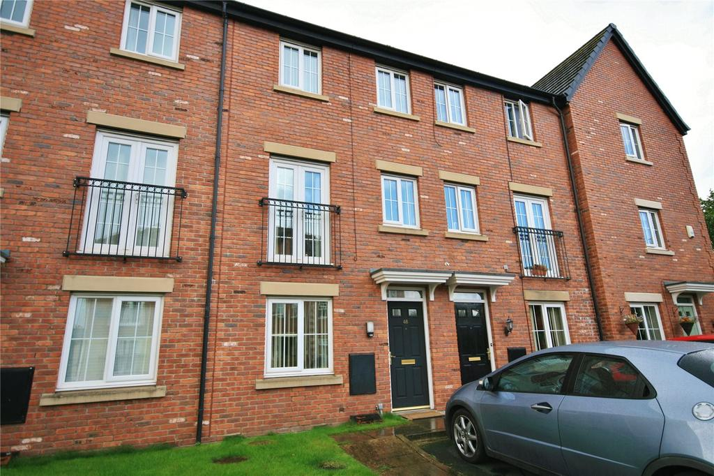 3 Bedrooms House for sale in Regency Walk, Middlewich, Cheshire, CW10