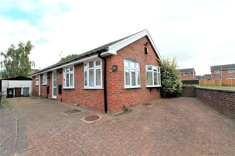 2 bedroom bungalow for sale - Canford Close, Leighton, Crewe, Cheshire, CW1
