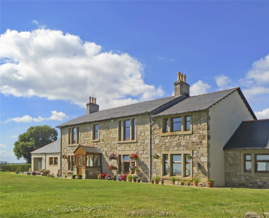 5 Bedrooms Detached House for sale in The Farmhouse, Blackhill Farm, Blackhill Road, Glasgow
