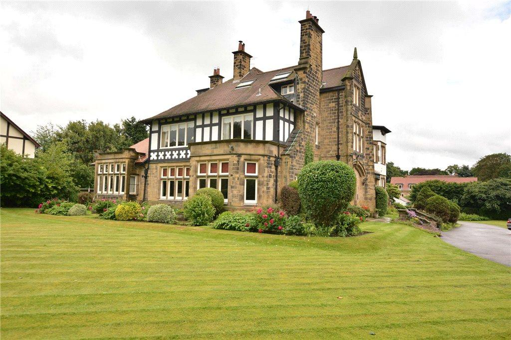 2 Bedrooms Apartment Flat for sale in Parkstone, 14 Park Avenue, Roundhay, Leeds