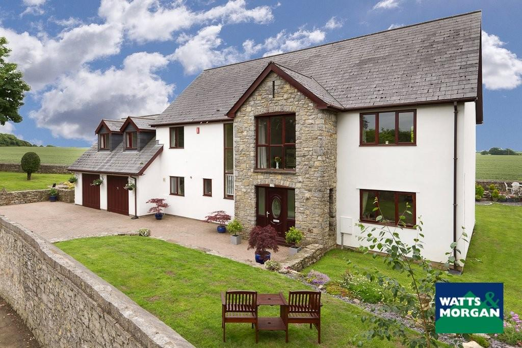 6 Bedrooms Detached House for sale in Boverton, Llantwit Major, Vale of Glamorgan, CF61 1UH