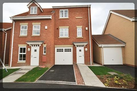 3 bedroom semi-detached house to rent - Selset Way, Waterside Park, Kingswood, Hull, HU7 3DE