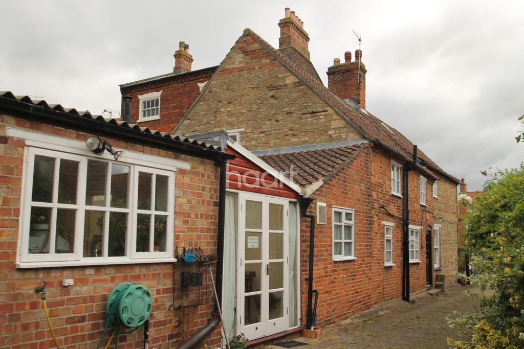 4 Bedrooms Detached House for sale in Market Place, Folkingham, Sleaford