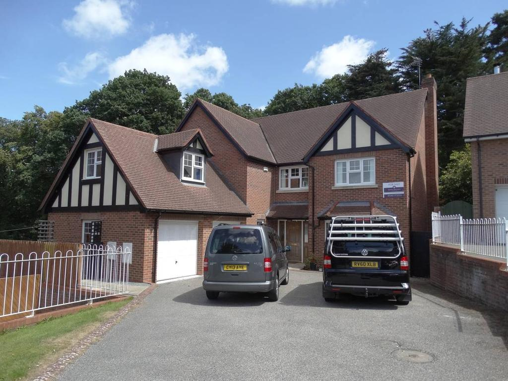5 Bedrooms Detached House for sale in 7 Cwrt Bedw Pen Y Bryn Road, Upper Colwyn Bay, LL29 6AE