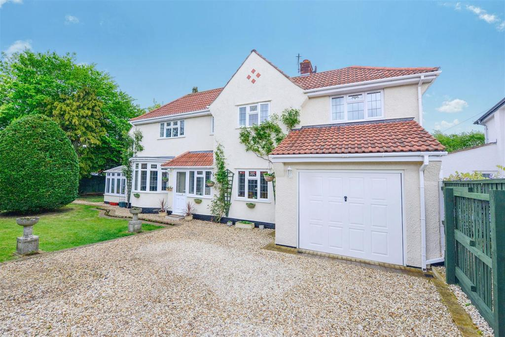 5 Bedrooms Detached House for sale in The Avenue, Taunton