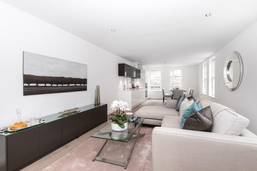 2 Bedrooms Flat for sale in Red Lion Street, Richmond
