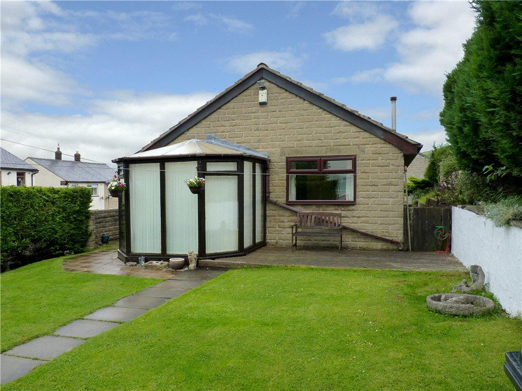 3 Bedrooms Detached Bungalow for sale in Goose Cote Lane, Oakworth, Keighley, West Yorkshire