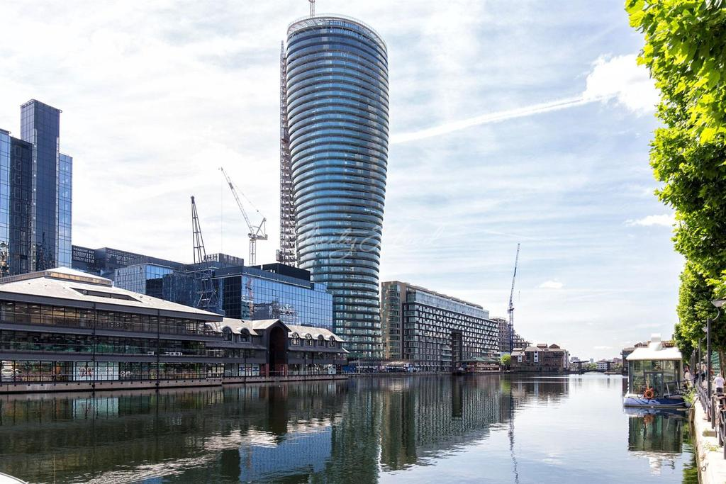 2 Bedrooms Flat for sale in Baltimore Wharf, E14