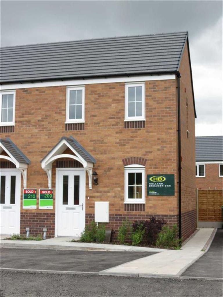 2 Bedrooms Semi Detached House for sale in 24 Rondel Street, Shrewsbury, Shropshire