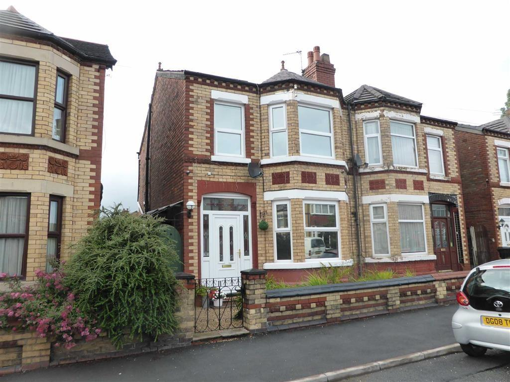 3 Bedrooms Semi Detached House for sale in Woodville Grove, South Reddish, Stockport