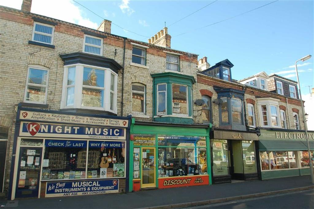 2 Bedrooms Flat for sale in Victoria Road, Scarborough, North Yorkshire, YO11