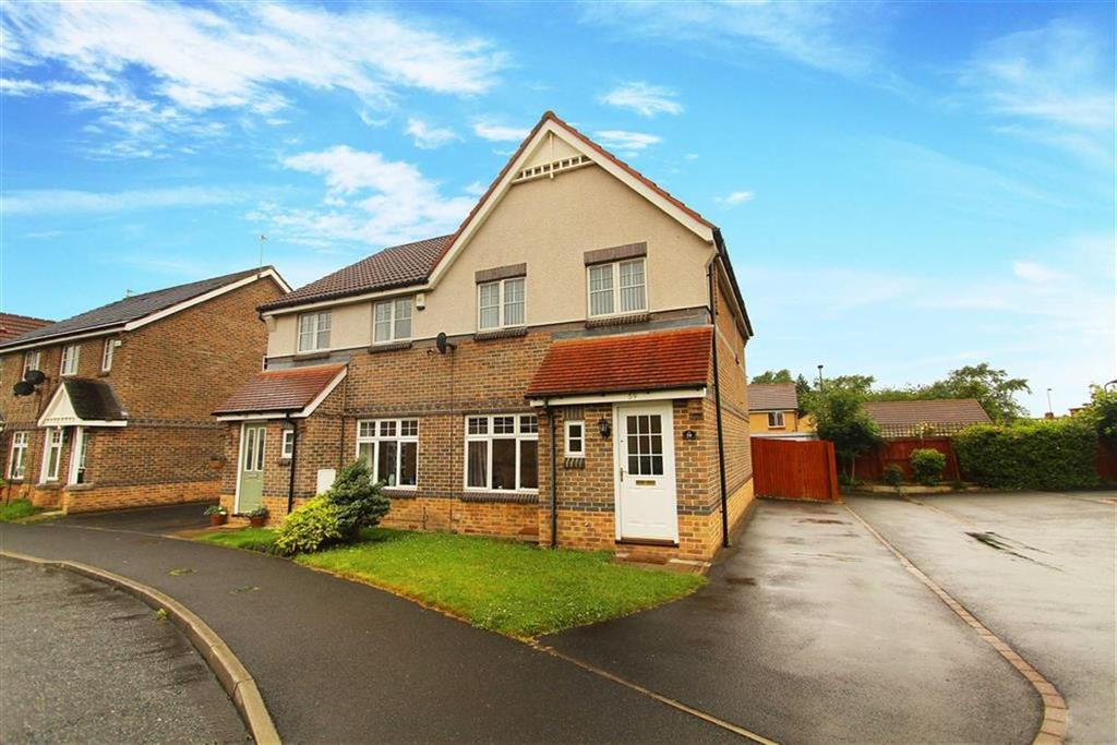 3 Bedrooms Semi Detached House for sale in Church View, Wallsend