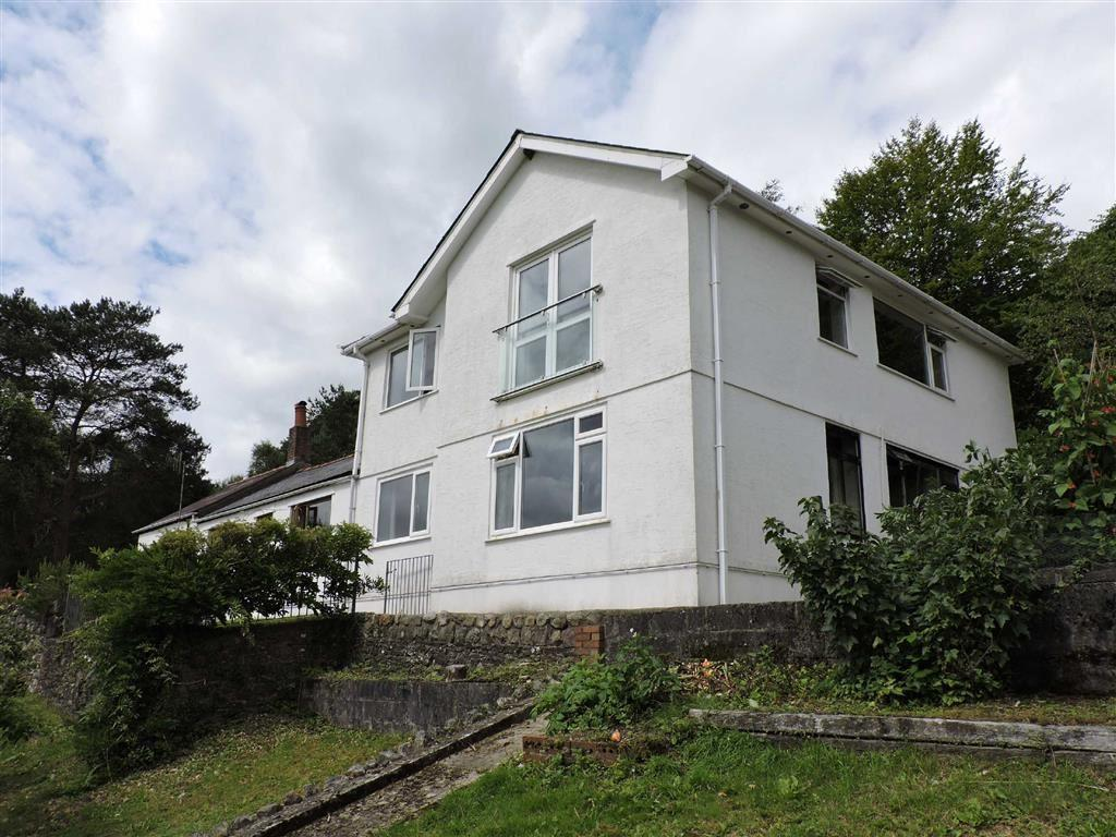 5 Bedrooms Detached House for sale in Rhyd Y Gwin, Craig-Cefn-Parc