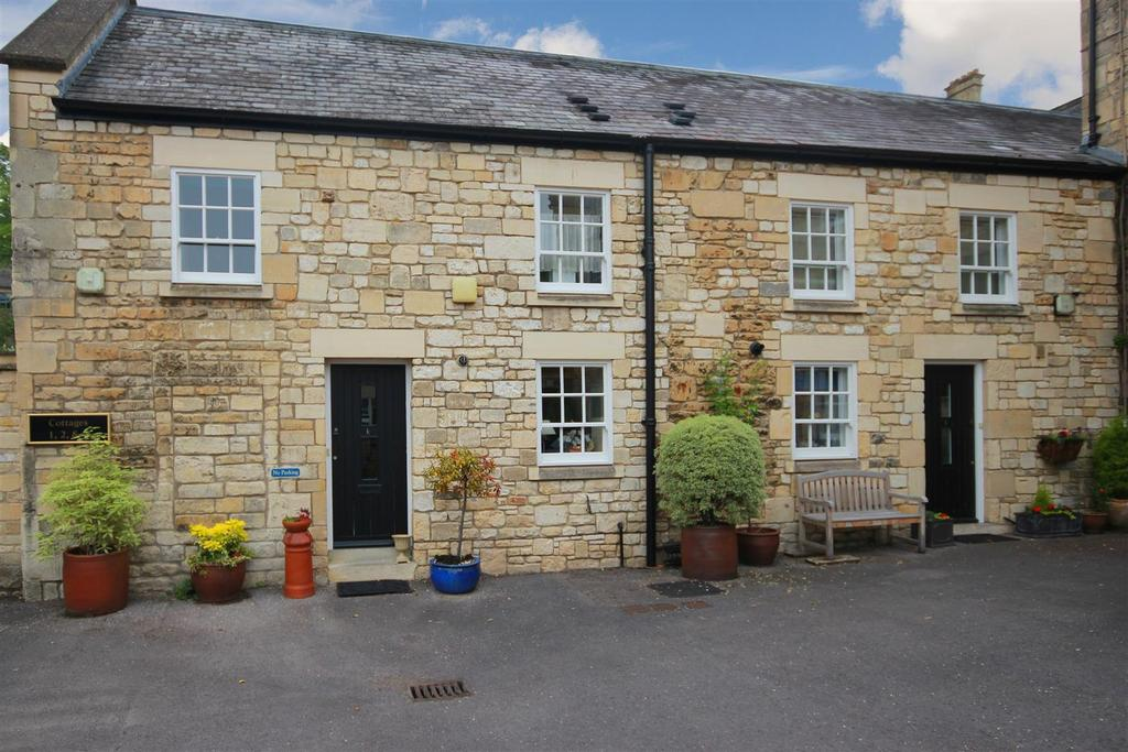 2 Bedrooms End Of Terrace House for sale in Abbey Mill, Church Street, Bradford-on-Avon