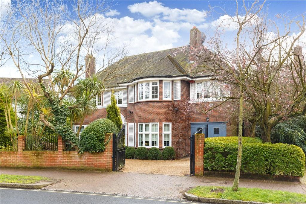6 Bedrooms Detached House for sale in Kingsmere Road, Wimbledon, London, SW19