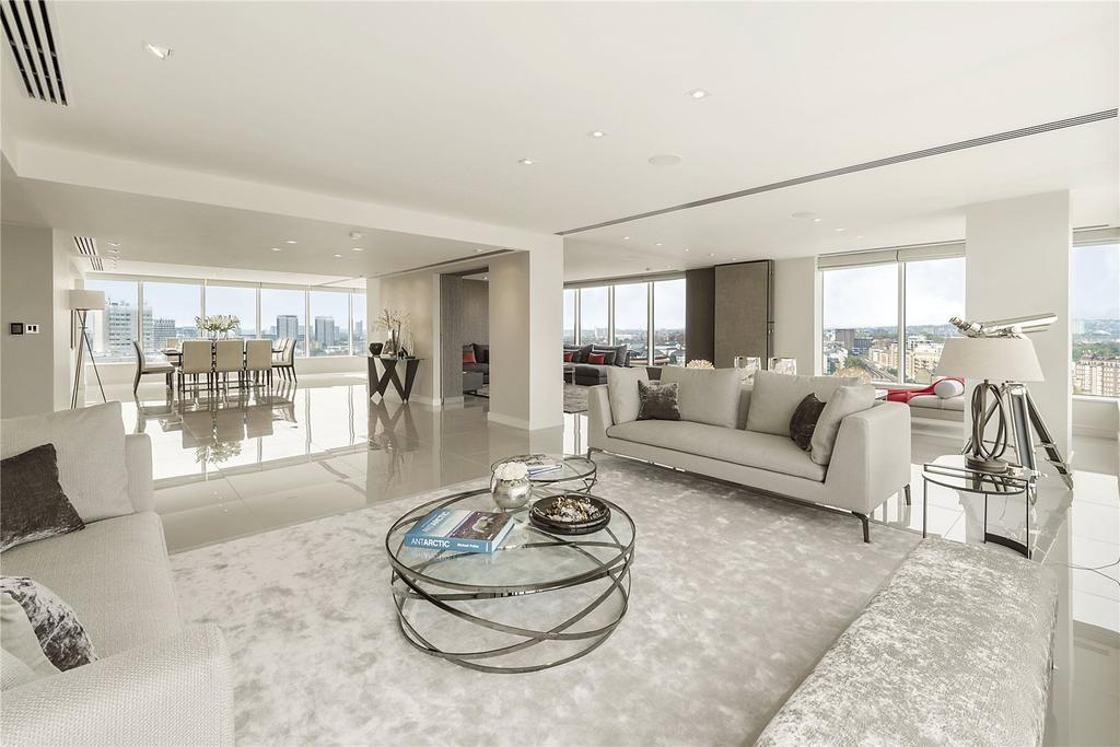 4 Bedrooms Penthouse Flat for sale in Marathon House, Marylebone, London, NW1