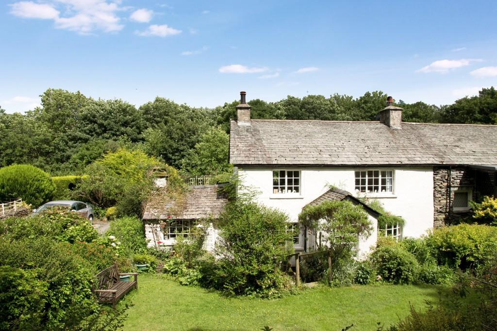 3 Bedrooms Cottage House for sale in Greenthorn, Cartmel Fell, Grange-Over-Sands, Cumbria, LA11 6NS