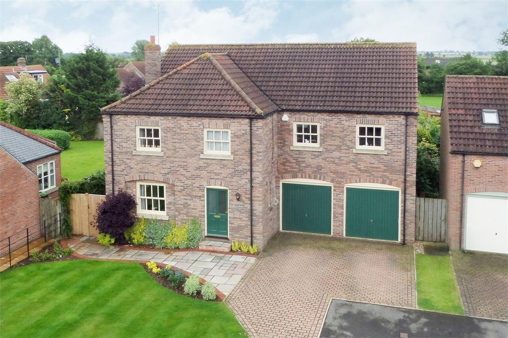 5 Bedrooms Detached House for sale in Village Farm Court, Newton On Derwent, York
