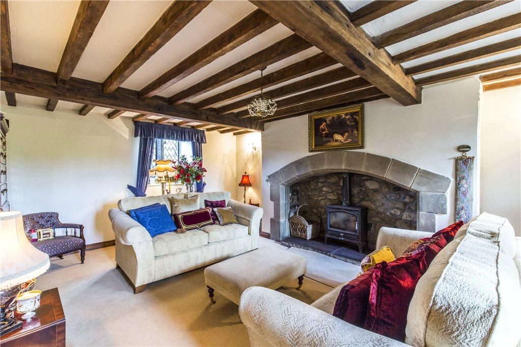 4 Bedrooms Unique Property for sale in The Chapel House, Winterburn, Skipton, North Yorkshire