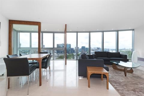 2 bedroom flat for sale - The Tower, 1 St George Wharf, Battersea, London