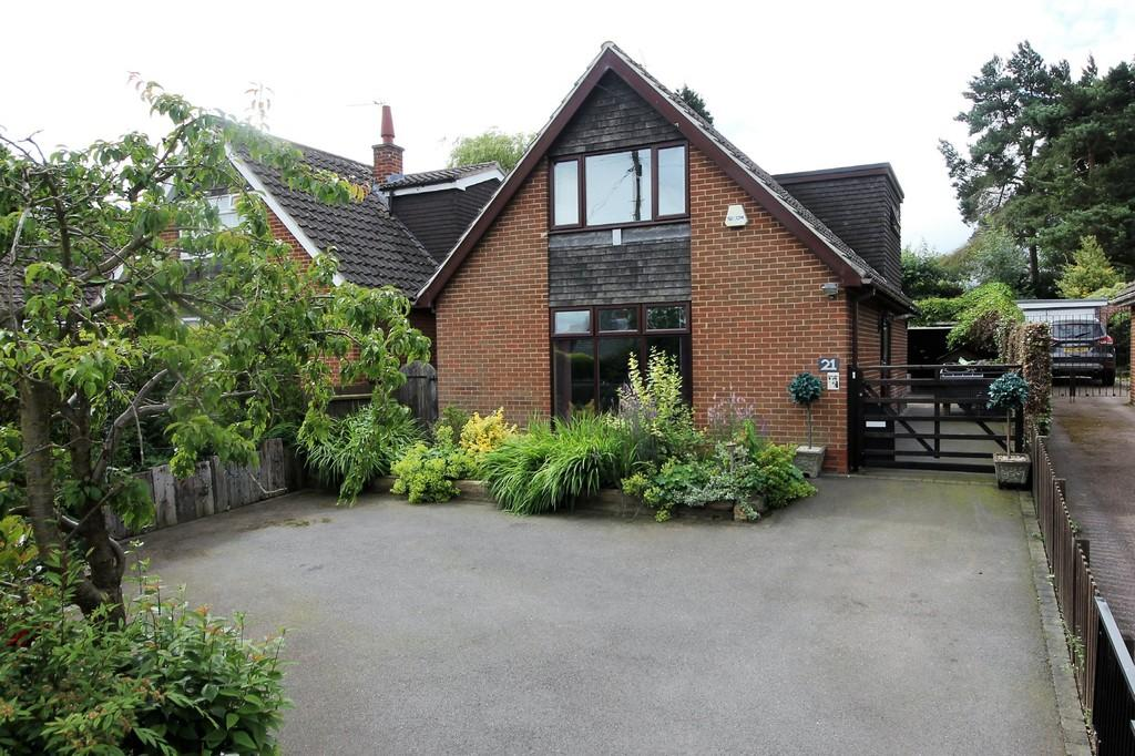 3 Bedrooms Detached House for sale in West End, Long Whatton