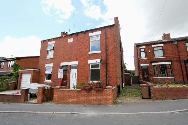 3 Bedrooms Semi Detached House for sale in Rectory Road Ashton In Makerfield Wigan