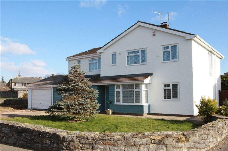 4 Bedrooms Detached House for sale in Cherry Close, Penarth
