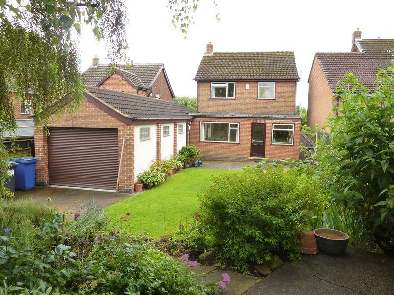 3 Bedrooms Detached House for sale in Bakehouse Lane, Ockbrook