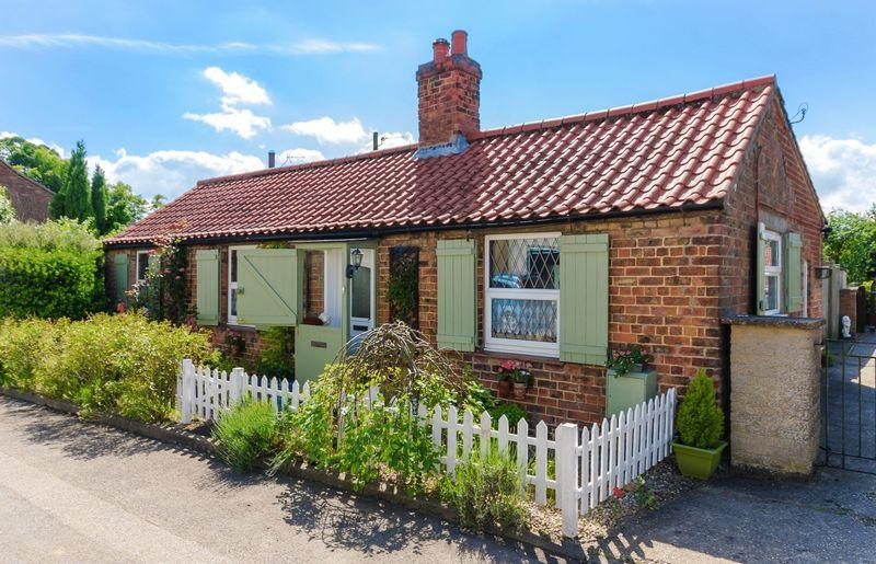 2 Bedrooms Cottage House for sale in High Street, Candlesby