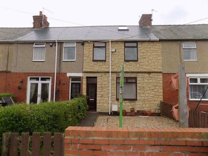 3 Bedrooms Terraced House for sale in Whitsun Grove, Bedlington