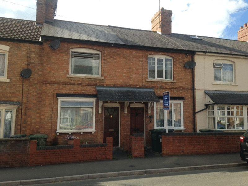 3 Bedrooms Terraced House for sale in Montfort Street, Evesham