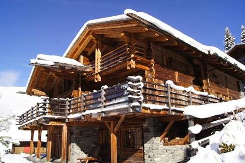 5 bedroom chalet  - Verbier