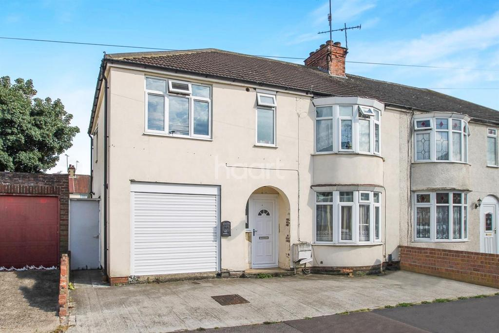 4 Bedrooms Semi Detached House for sale in Leagrave Road Area