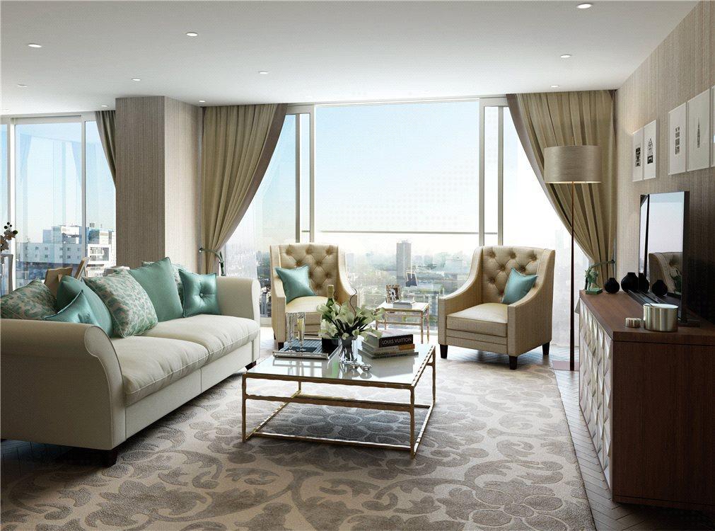 2 Bedrooms Flat for sale in Meranti House, Leman Street, Aldgate, London, E1