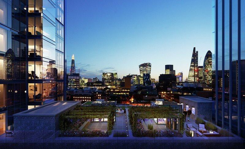 3 Bedrooms Flat for sale in Meranti House, Leman Street, Aldgate, London, E1