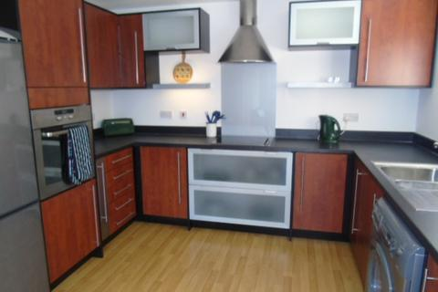 2 bedroom apartment to rent - St Christophers Court, Marina, Swansea. SA1 1UD